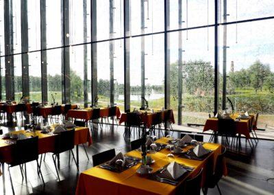 Eesti Rahva Muuseum, restoran / Estonian National Museum, restaurant