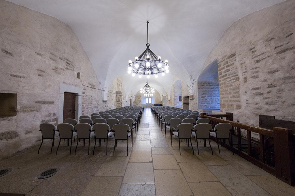 Narva kindluse Remteri saal